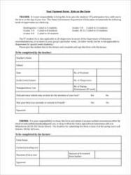 Farm Tour Payment Form